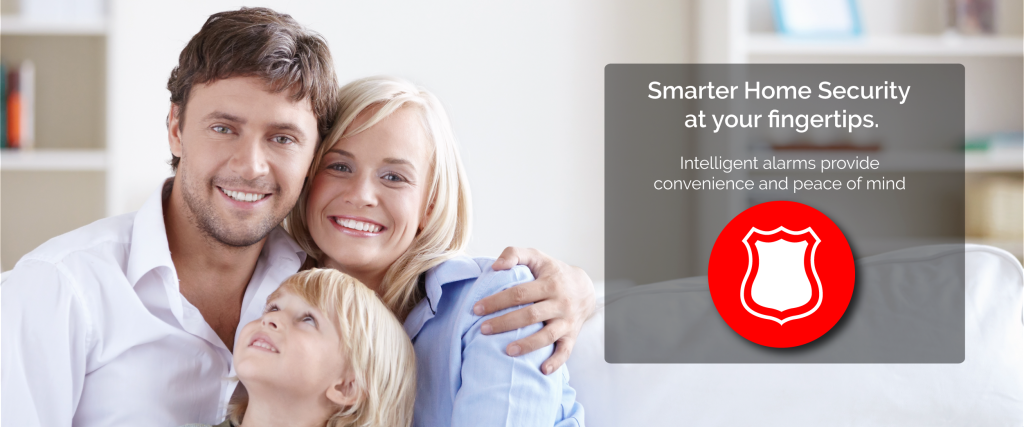 Smart Home Security Page